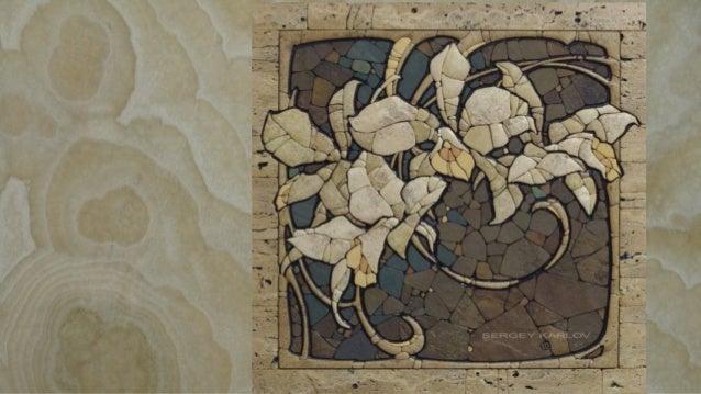 Sergey Karlov Russian mosaic artist1