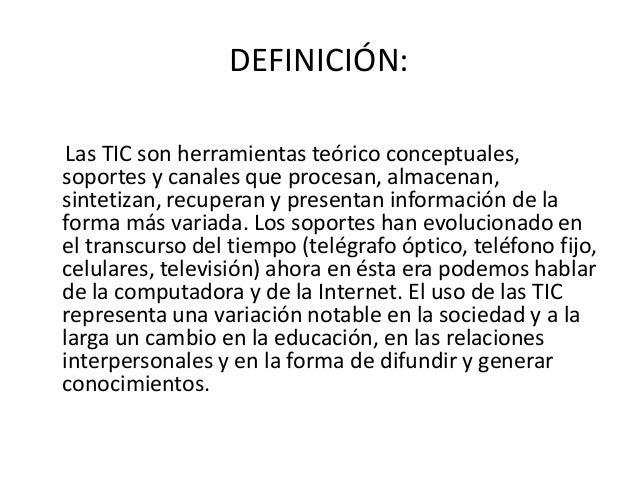 Sergio.TIC Slide 2