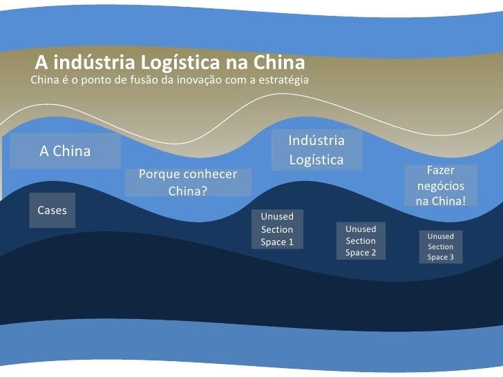 A Logística na China