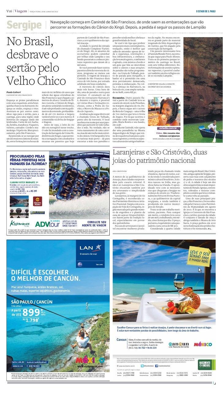 V16 Viagem%HermesFileInfo:V-16:20120619:                                 TERÇA-FEIRA, 19 DE JUNHO DE 2012                 ...