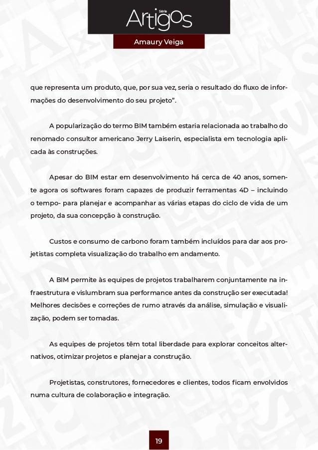 Série Amaury Veiga 19 que representa um produto, que, por sua vez, seria o resultado do fluxo de infor- mações do desenvol...