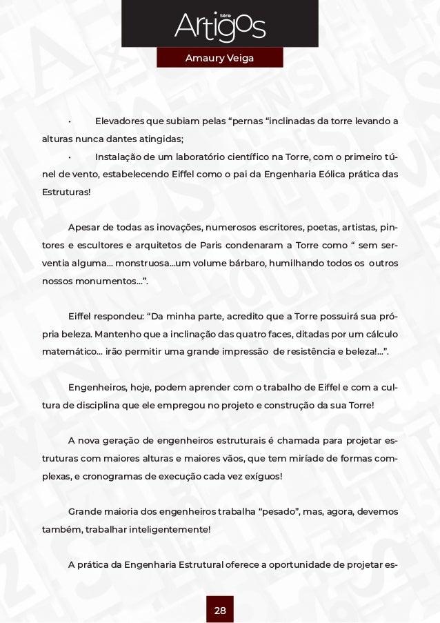 """Série Amaury Veiga 28  • Elevadores que subiam pelas """"pernas """"inclinadas da torre levando a alturas nunca dantes atingid..."""