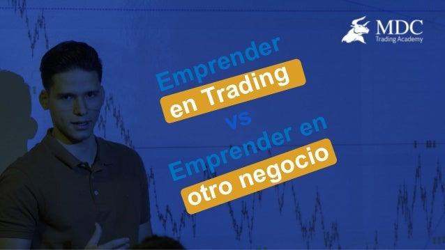 Emprender en Trading vs Emprender en otro negocio