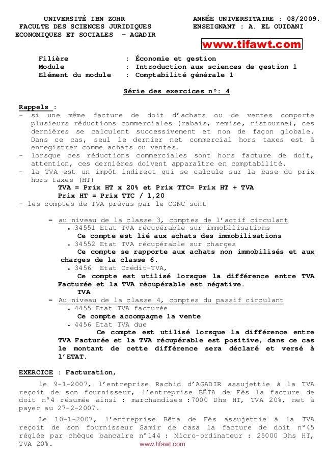 UNIVERSITÉ IBN ZOHR FACULTE DES SCIENCES JURIDIQUES ECONOMIQUES ET SOCIALES - AGADIR  Filière Module Elément du module  AN...