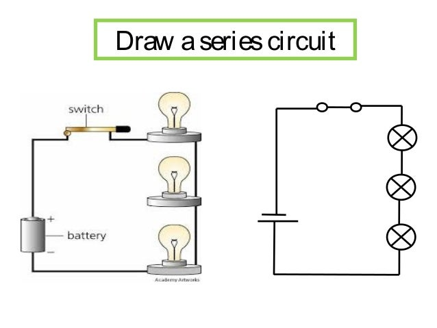 Series Circuit Drawing - Schematics Wiring Diagrams •