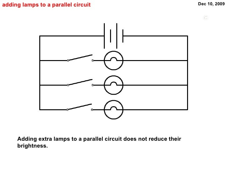 Series And Parallel Electrical Circuits Hobbytronica