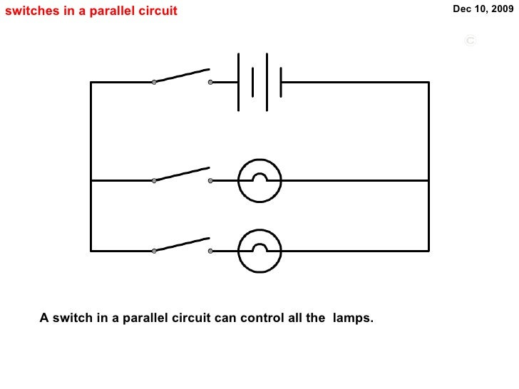 series and parallel circuits rh slideshare net Parallel Circuit Diagram Worksheet Parallel LED Circuit