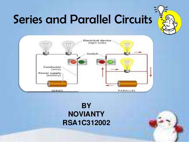 Series and parallel circuits – Series and Parallel Circuits Worksheet