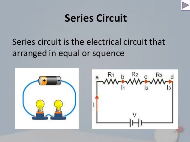 Series and parallel circuits Slide 3