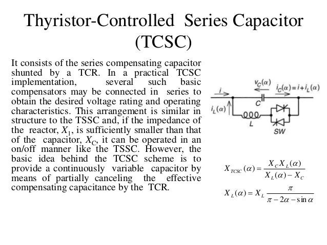 Thyristor-Controlled Phase Shifting Transformer (TCPST) In general, phase shifting is obtained by adding a perpendicular v...