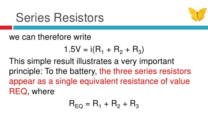 Rlc Series Circuit Is A Very Important Example Of A Resonant Circuit