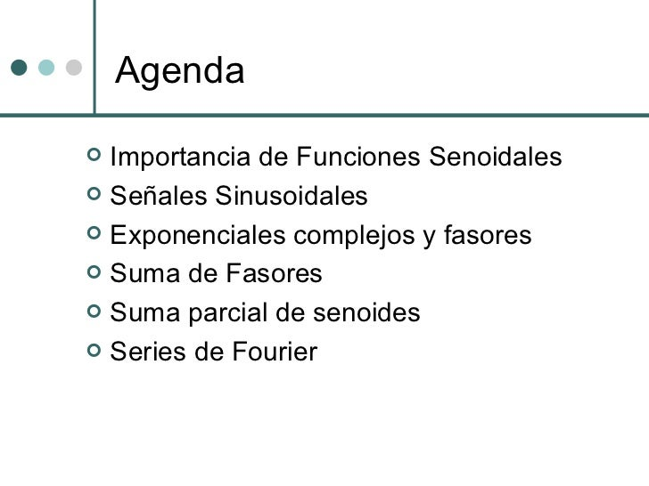 Series De Fourier Slide 2
