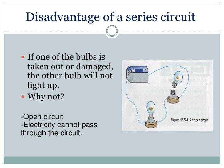 What Uses Series Circuit - Wiring Diagrams •