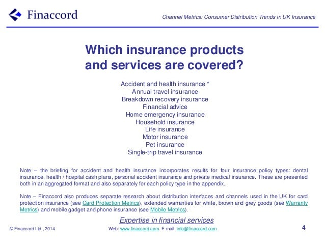 Channel Metrics Consumer Distribution Trends In Uk Insurance