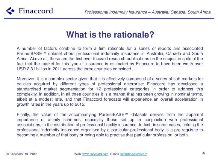 Series prospectus professional_indemnity_insurance ...