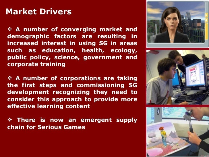 Market Drivers <ul><li>A number of converging market and demographic factors are resulting in increased interest in using ...