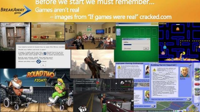 Jenn McNamara - Using Games for Assessment: Why? How? And Examples Slide 2