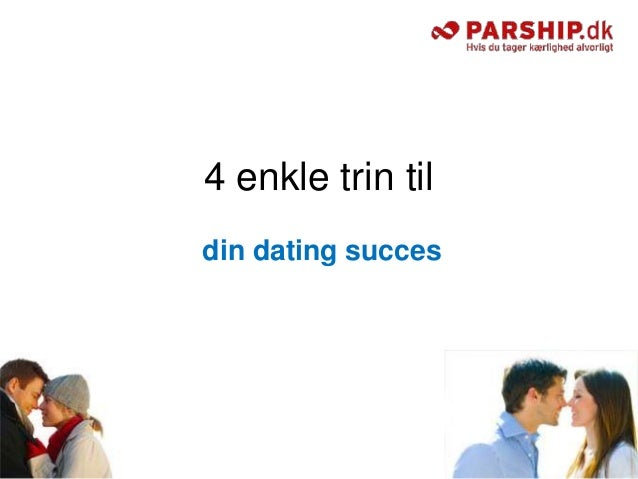 Trin for trin online dating
