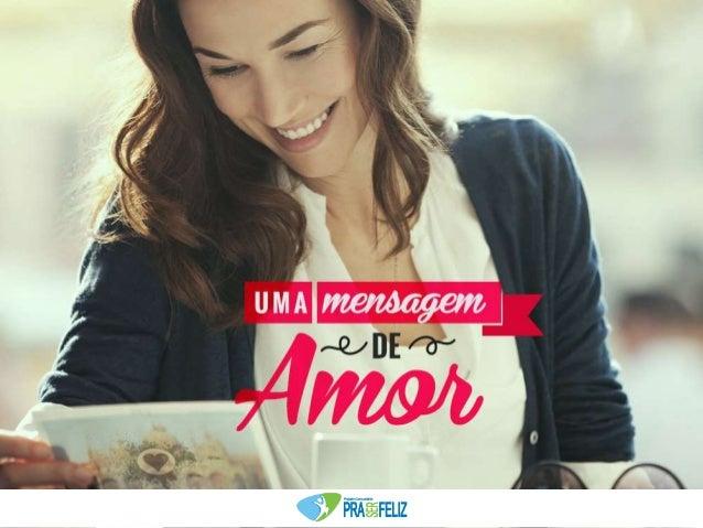 Estudo Bíblico 1 - Uma Mensagem de Amor