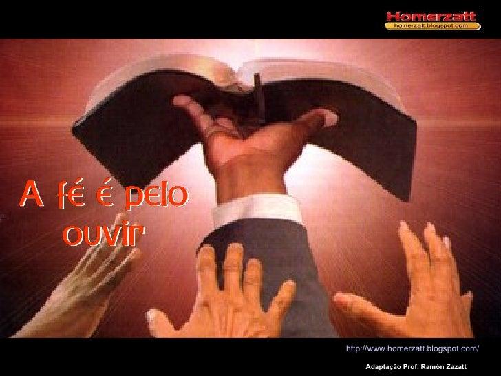 http://www.homerzatt.blogspot.com/ Adaptação Prof. Ramón Zazatt