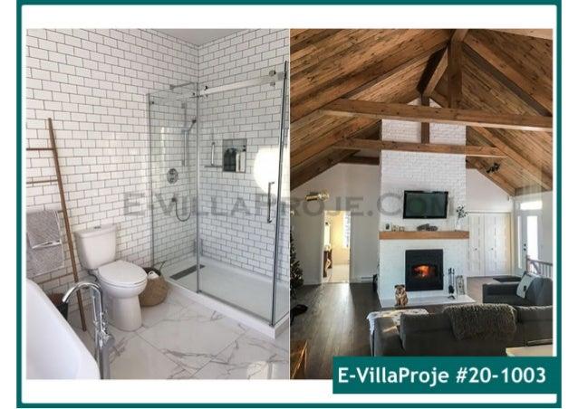 Ev Villa Projeleri Şubat 2020 Tek Katlı Villa Modellerimizden