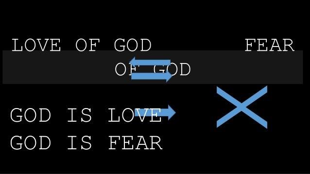 Church Sermon: Fear of God - Part 2