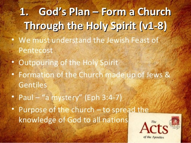 Sermon Acts 2:1-13 The Meaning of Pentecost