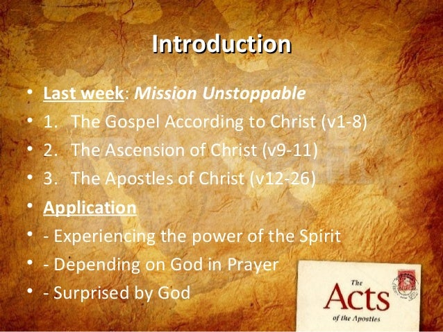 The Interpretation of the Acts of the Apostles (Full Complete Edition)
