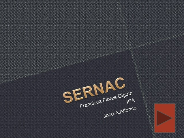 ¿Qué es el Sernac? El Servicio Nacional del Consumidor (SERNAC) es la institución encargada de velar por la protección de ...