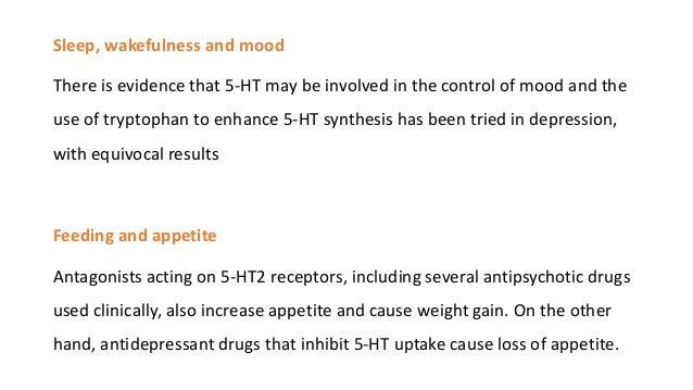 Antidepressants increase breast size