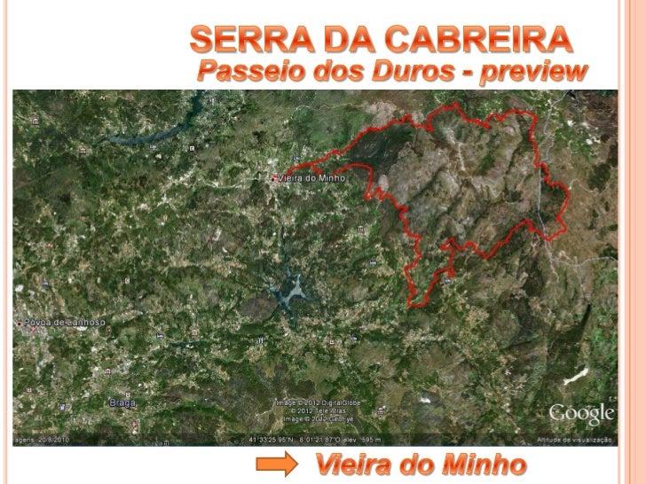 Serra da Cabreira - clica aqui para ampliar