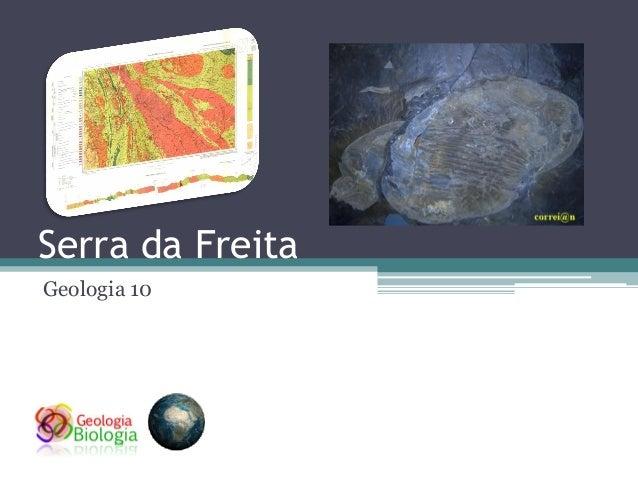 Serra da Freita Geologia 10