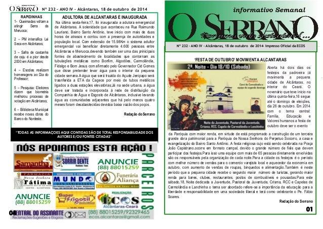 NA00000000000000000000000000 sssaf  'FESTA DE OUTUBRO' MOVIMENTA ALCANTARAS  da Paróquia com maior renda, em virtude de es...