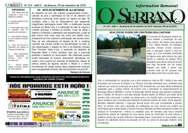 NA00000000000000000000000000 sssaf NOVA CRECHE PODERÁ SER CONSTRUÍDA EM ALCANTARAS Com a contemplação do município com a o...
