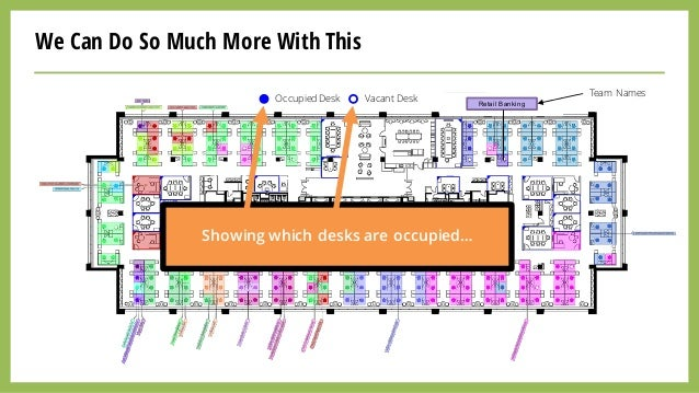 We Can Do So Much More With This Occupied Desk Vacant Desk Retail Banking Team Names Showing which desks are occupied…