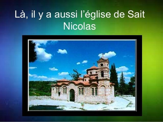 Là, il y a aussi l'église de Sait  Nicolas