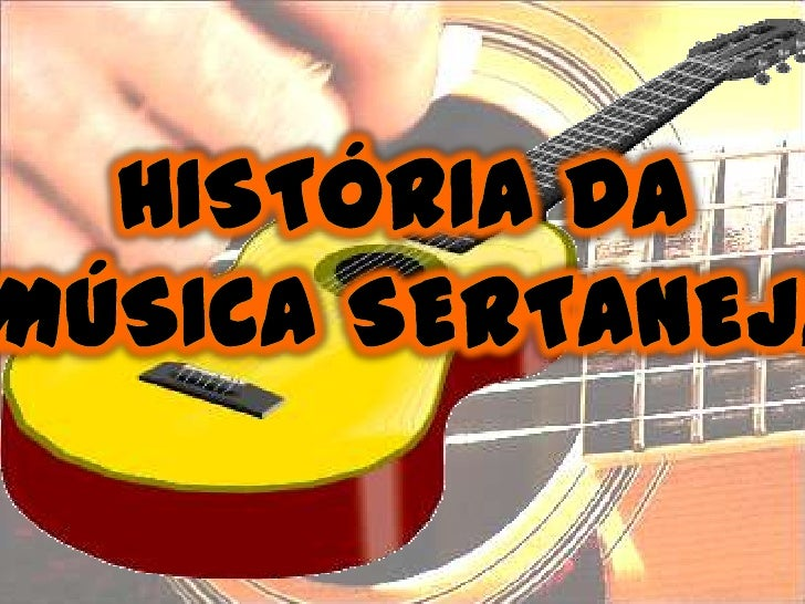 MÚSICA SERTANEJANome genérico que designa a músicaproduzida a partir da década de 20 doséculo XX por compositores urbanos ...