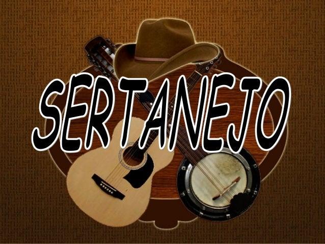 A música sertaneja ou caipira surgiu a partir da décadede 1910 no Brasil, que foi criado inicialmente por compositoresrura...