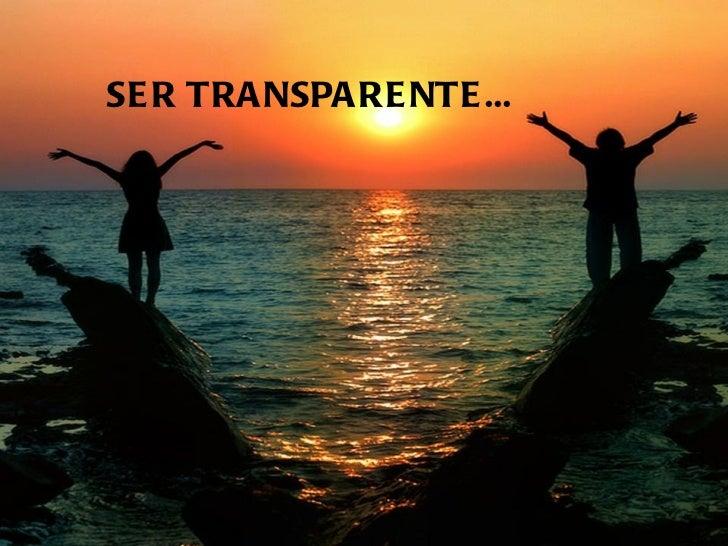 SE R TRA NSPA RE NTE ...