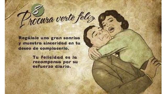 Ser una buena esposa ..IMPORTANTES CONSEJOS!!