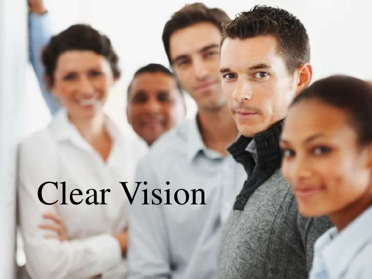 Clear Vision<br />