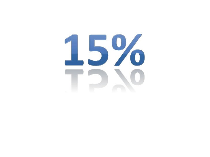 15%<br />