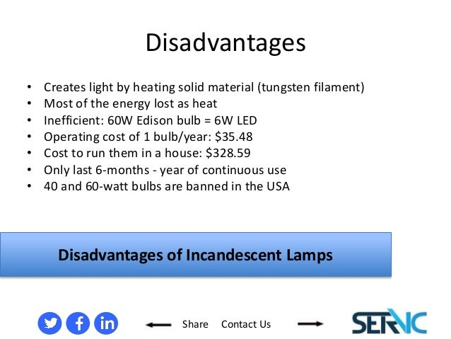 What S The Difference Between A Incandescent And Led Light