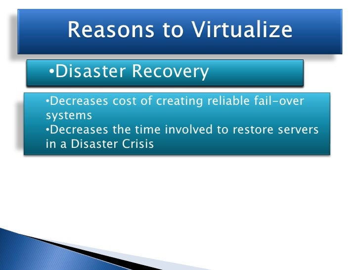 how to set up a virtualization server