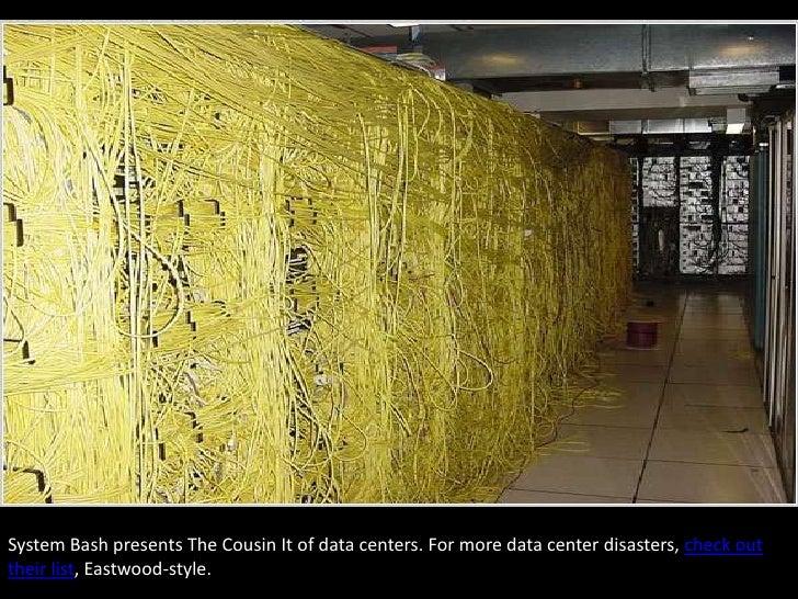 Server Room Disasters