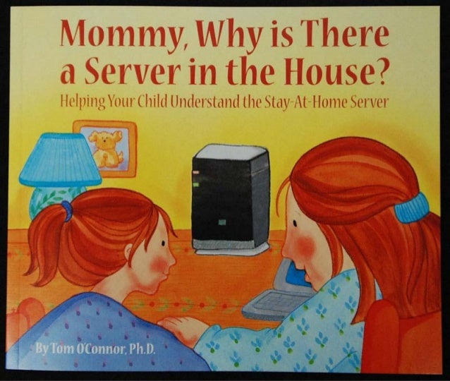 Server in the house