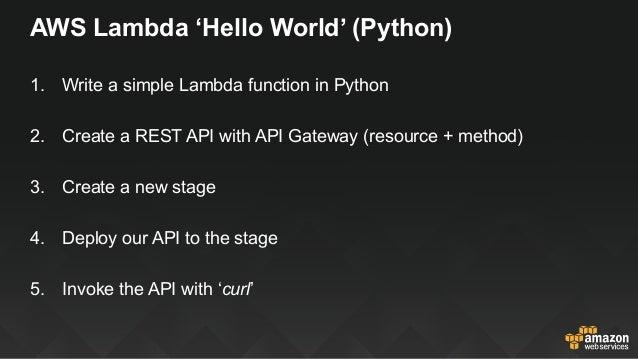Python slots method