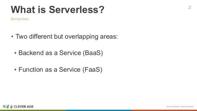Serverless Applications Slide 2