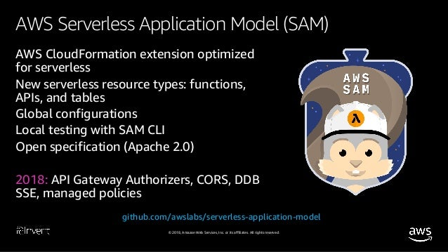 Serverless Architectural Patterns and Best Practices (ARC305
