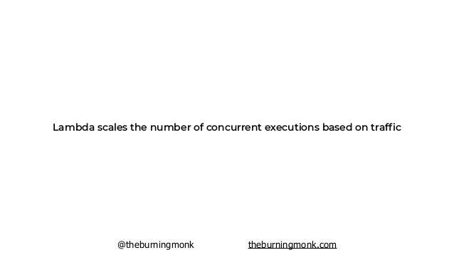 @theburningmonk theburningmonk.com time invocation invocation